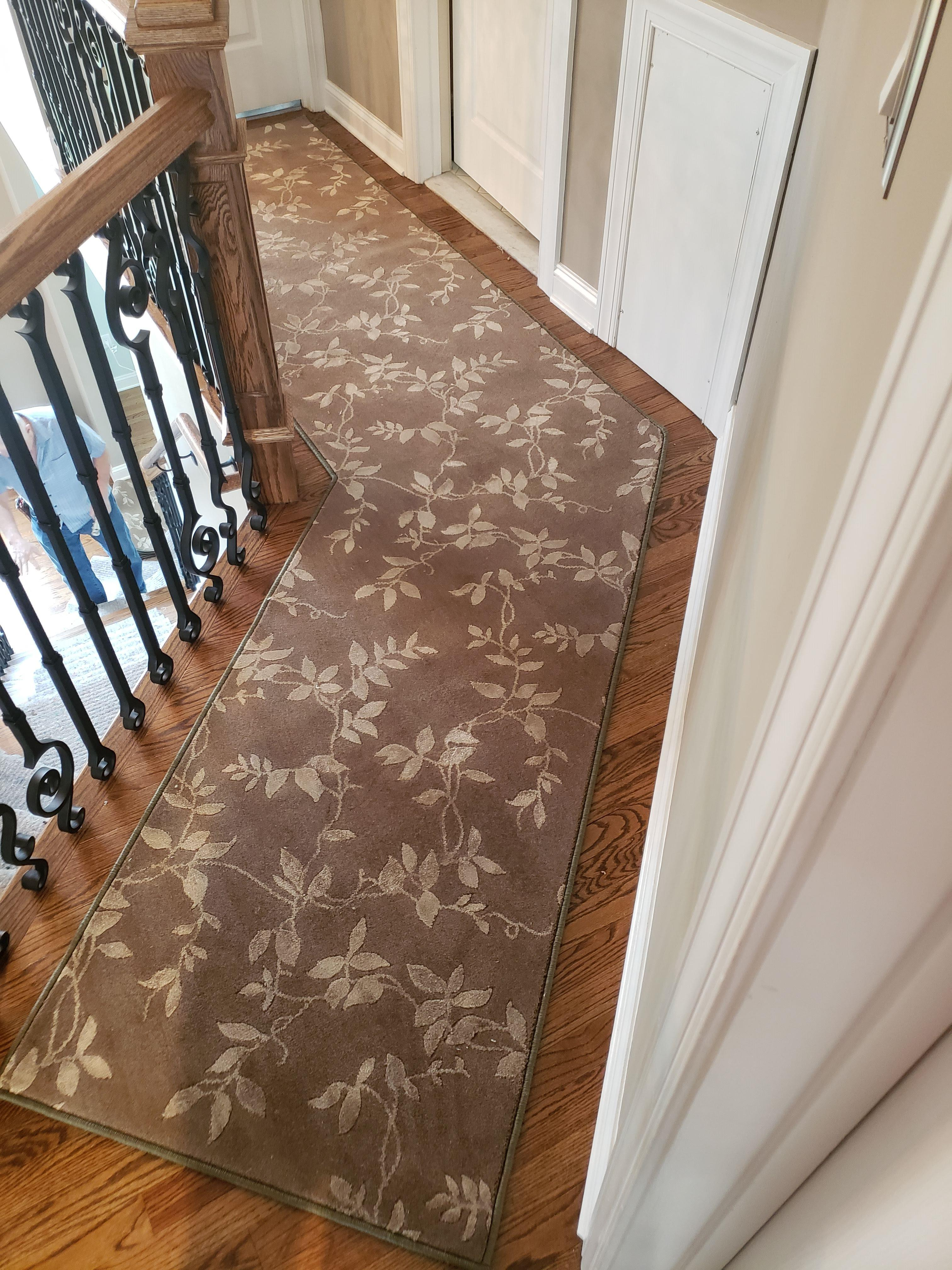 hall and stair rugs